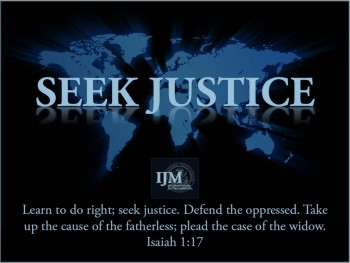 IJM - Seek Justice