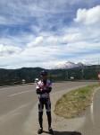 Kary at Cascade Peaks