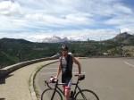 Eric P. at Cascade Peaks